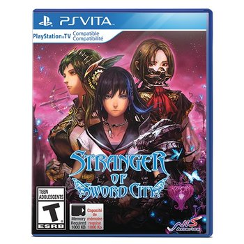 PS Vita Stranger of Sword City