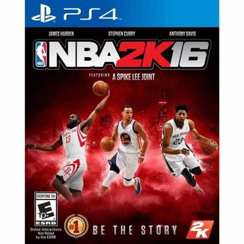 PS4 NBA 2K16 kopen
