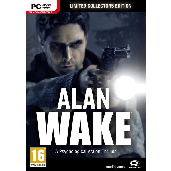 PC Alan Wake (Collector's Edition) Steam Key