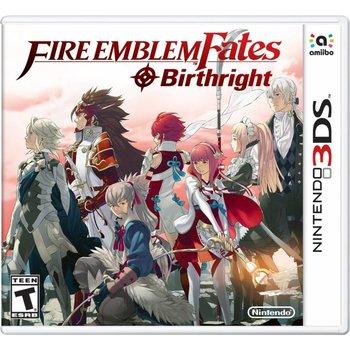 3DS Fire Emblem Fates Birthright