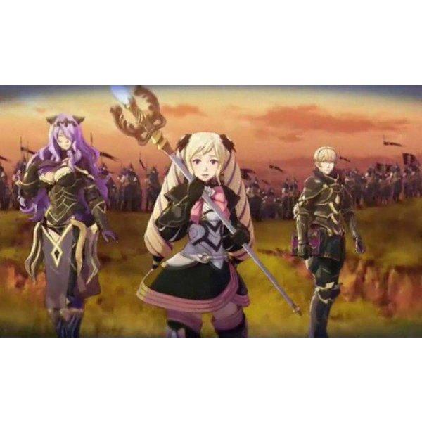 3DS 2e hands: Fire Emblem Fates Birthright
