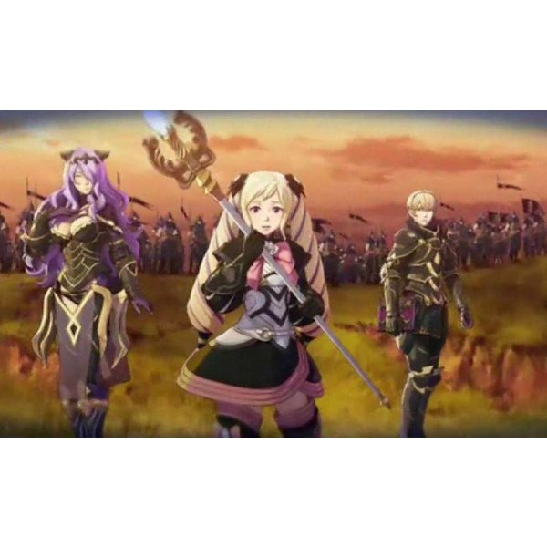 3DS Used: Fire Emblem Fates Birthright
