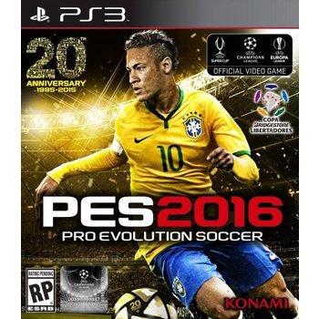 PS3 PES 2016