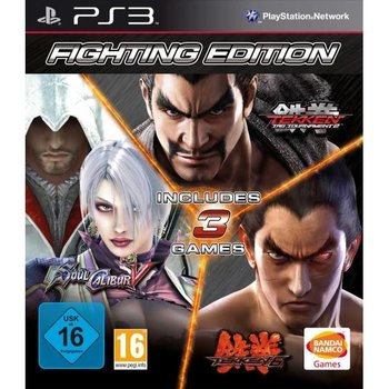 PS3 Fighting Edition kopen