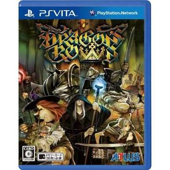 PS Vita Dragon's crown kopen