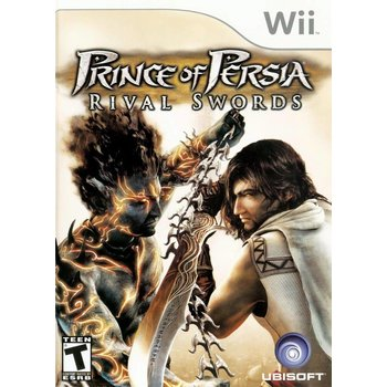 Wii Prince of Persia Rival Swords kopen