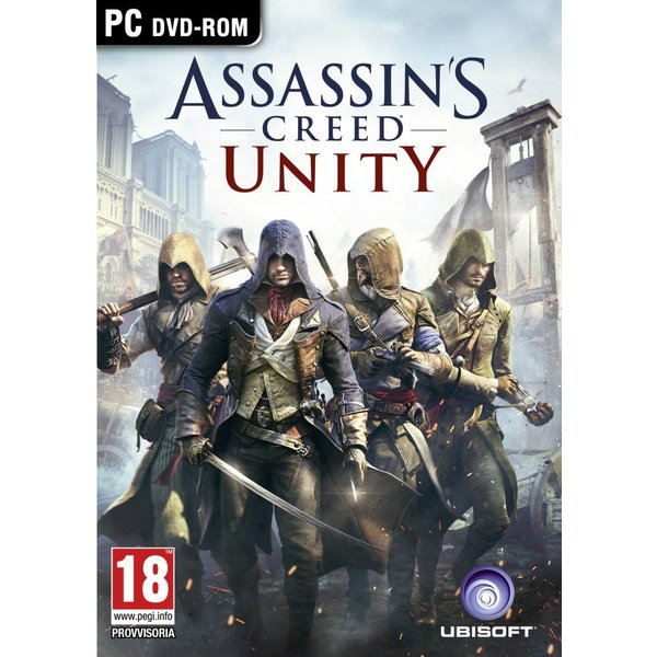 PC Assassins Creed Unity Uplay Download