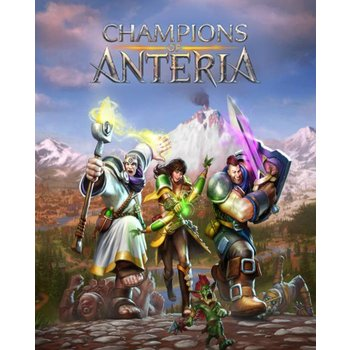 PC Champions of Anteria Uplay Download kopen