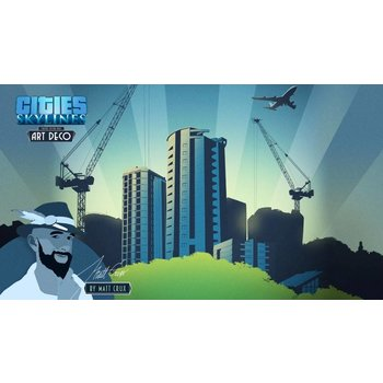 PC Cities Skylines Art Deco Steam Key kopen