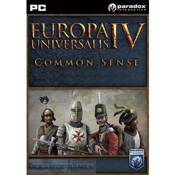 PC Europa Universalis IV - Common Sense (DLC) Steam Key kopen