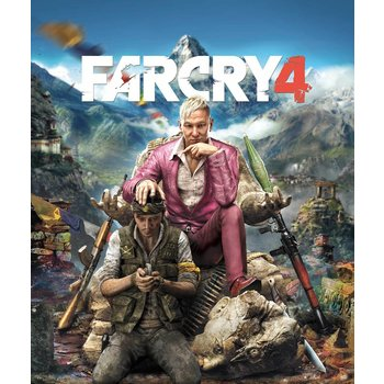PC Far Cry 4 Uplay Download kopen