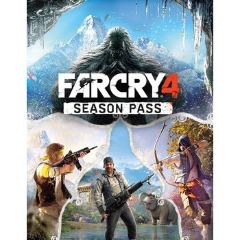 PC Far Cry 4 Season Pass Uplay Download kopen