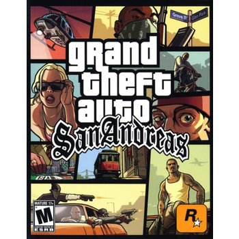 PC Grand Theft Auto San Andreas Steam Key kopen