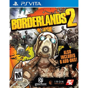 PS Vita Borderlands 2 kopen