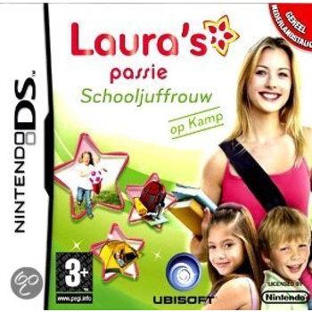 DS Laura's Passie Schooljuffrouw op Kamp