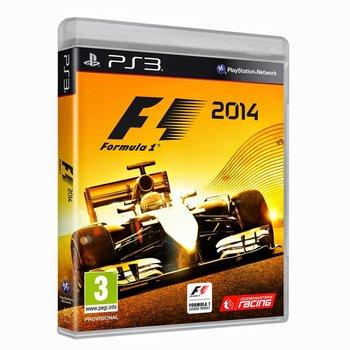 PS3 F1 2014