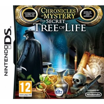 DS Chronicles of Mystery The Secret Tree of Life kopen
