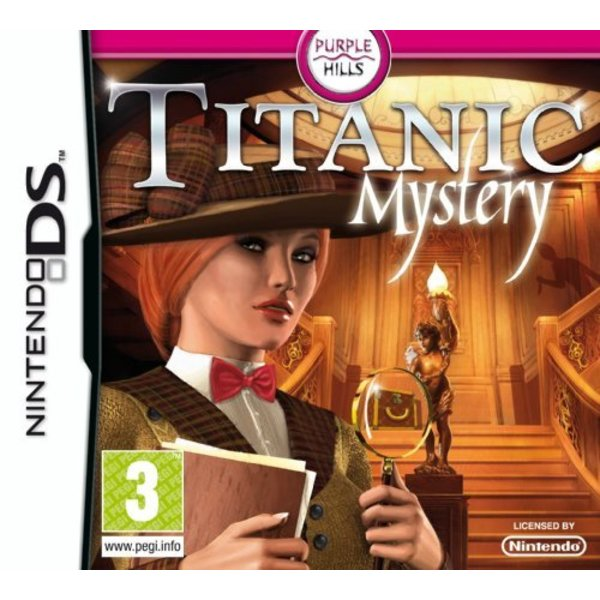 DS Used: Titanic Mystery