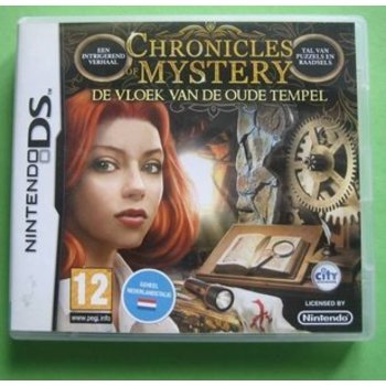 DS Chronicles of Mystery De Vloek van de oude Tempel