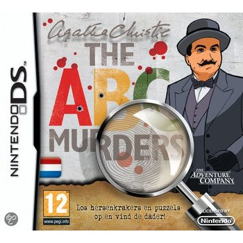DS Agatha Christie The ABC Murders kopen