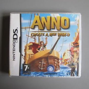 DS Anno Create a New World
