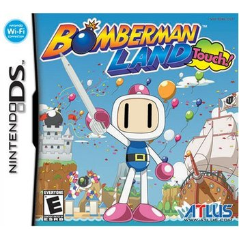 DS Bomberman Land Touch