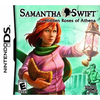 DS Samantha Swift Hidden Roses of Athena kopen