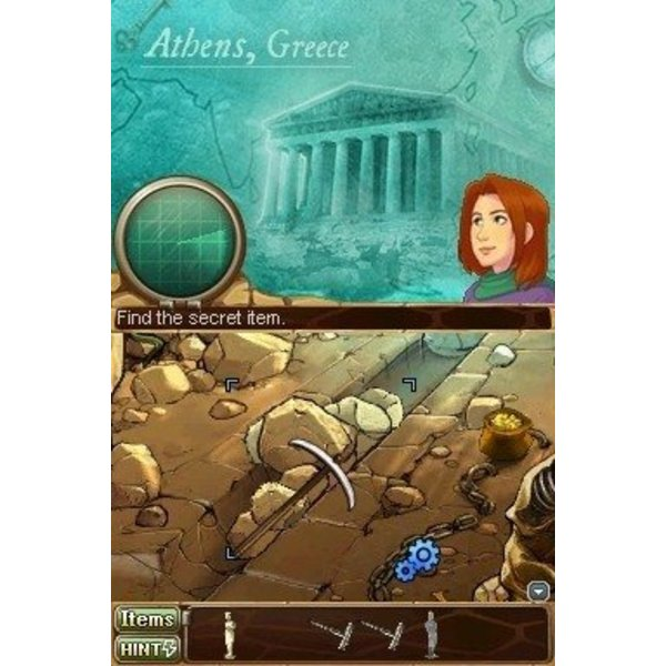 DS Used: Samantha Swift Hidden Roses of Athena