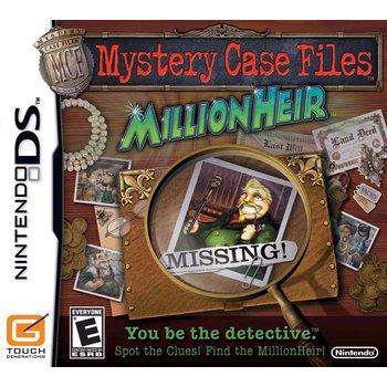 DS Mystery Case Files Millionheir