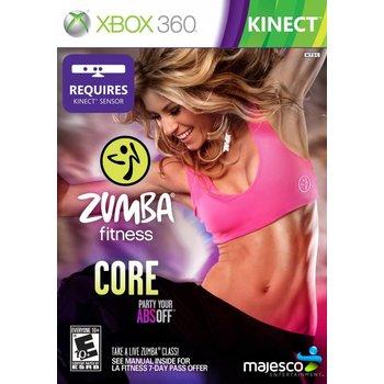 Xbox 360 Zumba Fitness Core