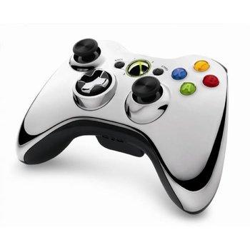 Xbox 360 Wireless Controller Chrome kopen