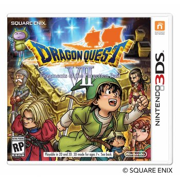 3DS Dragon Quest VII Fragments of the Forgotten Past kopen