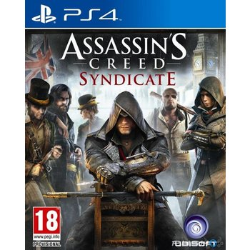 PS4 Assassin's (Assassins) Creed Syndicate