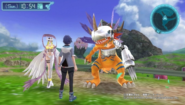 Digimon World Next Order in de PS4 games list