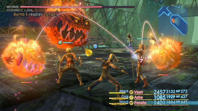 Final Fantasy XII upcoming PS4 release