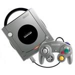 Gamecube Used: Nintendo Zilver met controller