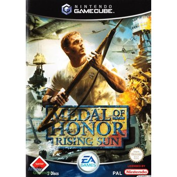 Gamecube Medal of Honor Rising Sun kopen