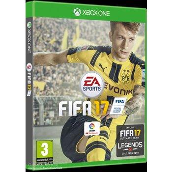 Xbox One FIFA 17 kopen