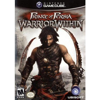 Gamecube Prince of Persia Warrior Within