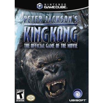 Gamecube King Kong