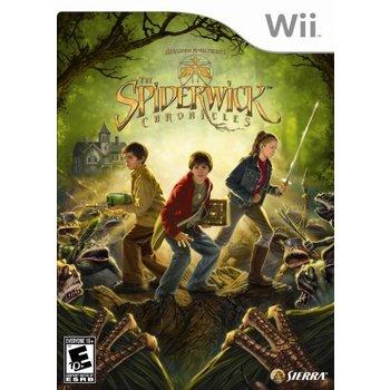 Wii Spiderwick Chronicles kopen