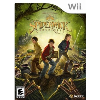 Wii Spiderwick Chronicles