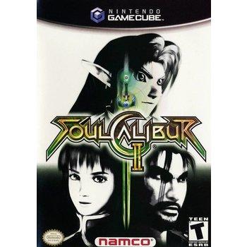 Gamecube Soul Calibur 2