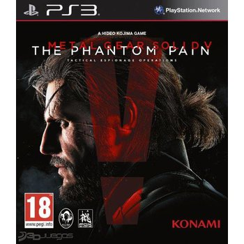 PS3 Metal Gear Solid V (5) The Phantom Pain