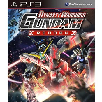 PS3 Dynasty Warriors Gundam Reborn