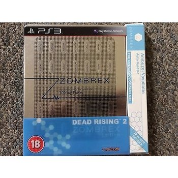 PS3 Dead Rising 2 Zombrex Edition