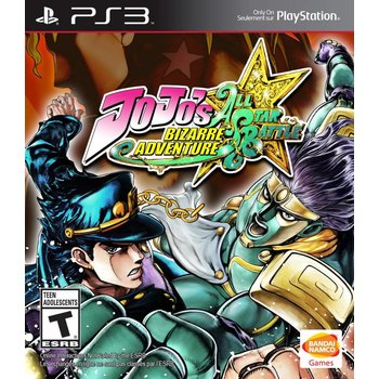 PS3 JoJo's Bizarre Adventure All Star Battle kopen