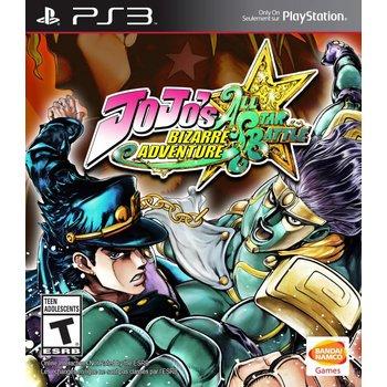 PS3 JoJo's Bizarre Adventure All Star Battle