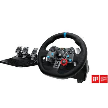 PS4 Logitech G29 driving force racing wheel