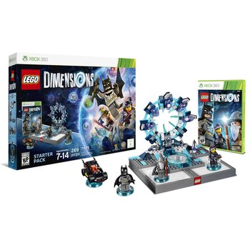 Xbox 360 LEGO Dimensions Starter Pack kopen